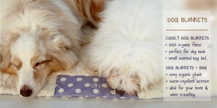 Organic Dog Blankets