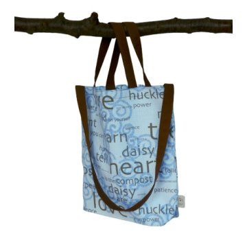 Organic Cotton Bag Words