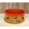 Dog Bowl Puppies orange