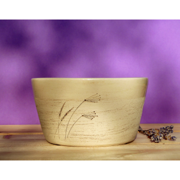 Dog Bowl small Lavender