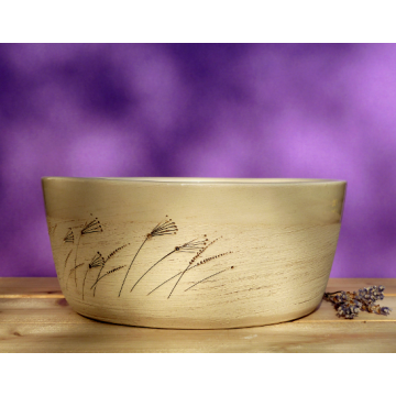 Dog Bowl big Lavender