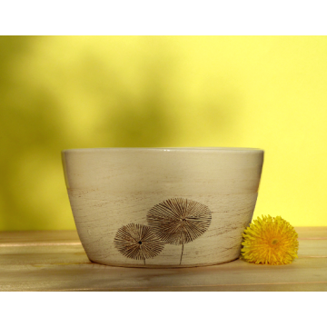Dog Bowl small Dandelion