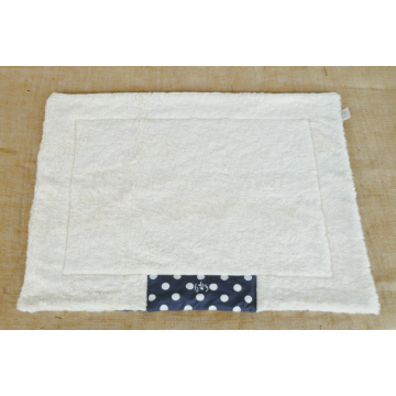 Organic Dog Blanket night blue