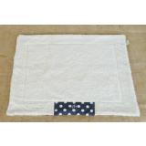 Organic Dog Blanket night blue