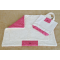 Organic Dog Blanket pink