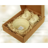 My Doggy & Me Gift Set (Dog Bowl big + 2 Mugs)