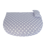 Organic Dog Bed lavender water-repellent