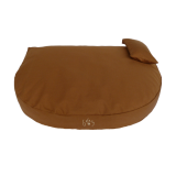 Organic Dog Bed brown