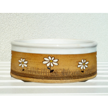 Dog Bowl big Flower meadow Limited Edition