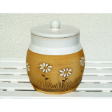 Treat jar Flower meadow Limited Edition