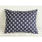 Organic Decorative Pillow night blue