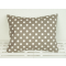Organic Decorative Pillow grey