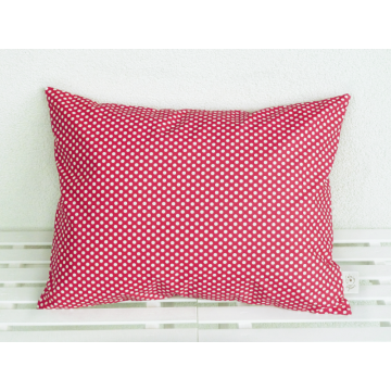 Organic Decorative Pillow pink