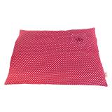 Bio Hundebett Box pink wasserabweisend