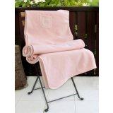 Organic Cuddly Blanket rosé