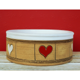 Dog Bowl big Love you lots! Limited Edition