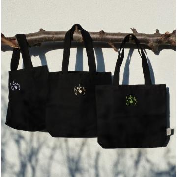 Organic Shopping Bag Dog