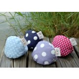 Organic Dog Water Toy Ball Dots.for.Dogs.