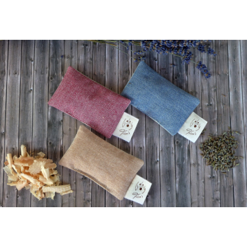 Scented Sachet Bag with lavender or arolla pine