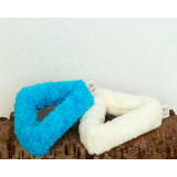 Organic Cuddly Dog Toy Triangle