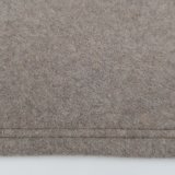 Organic Cuddly Dog Blanket grey green marl