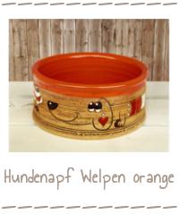 Keramik Hundenapf DogFilous
